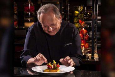 Joël Robuchon dans Top Chef