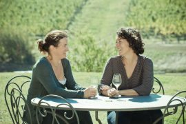 Le vin par les femmes, Château Thieuley