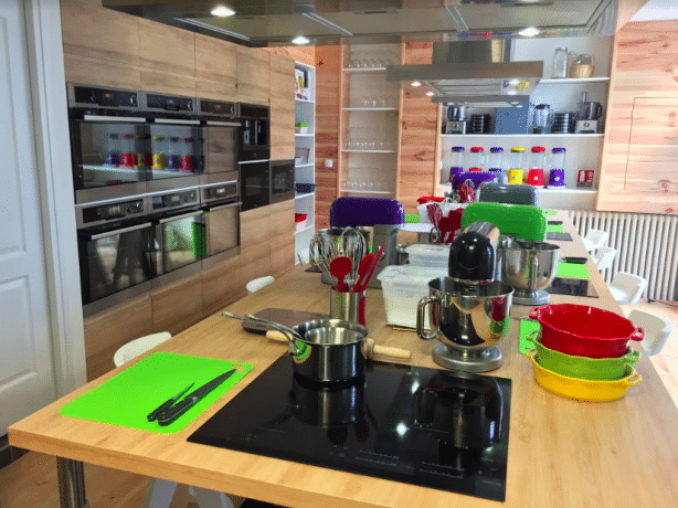 Atelier Culinaire Cuisine AD