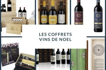 Coffrets vins cadeaux de Noël