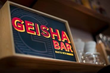 Geisha Bar Terre de Café
