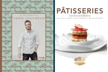 Les livres de pâtisserie