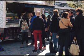 food-trucks à Paris