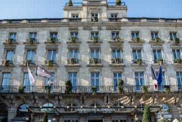 Les 10 ans de L'Intercontinental Bordeaux Le Grand Hôtel
