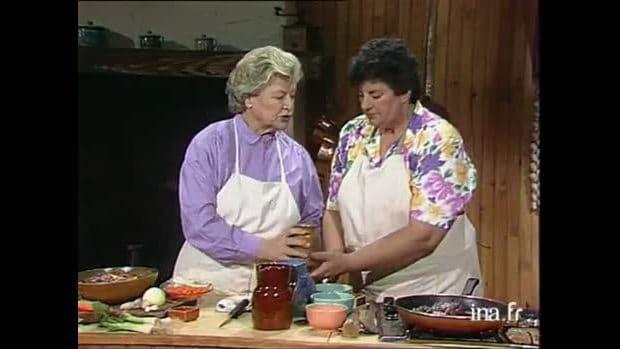 la cuisine à la télévision