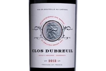 Clos Dubreuil 2013