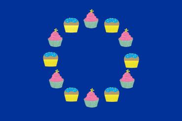 Les desserts européens de Noël
