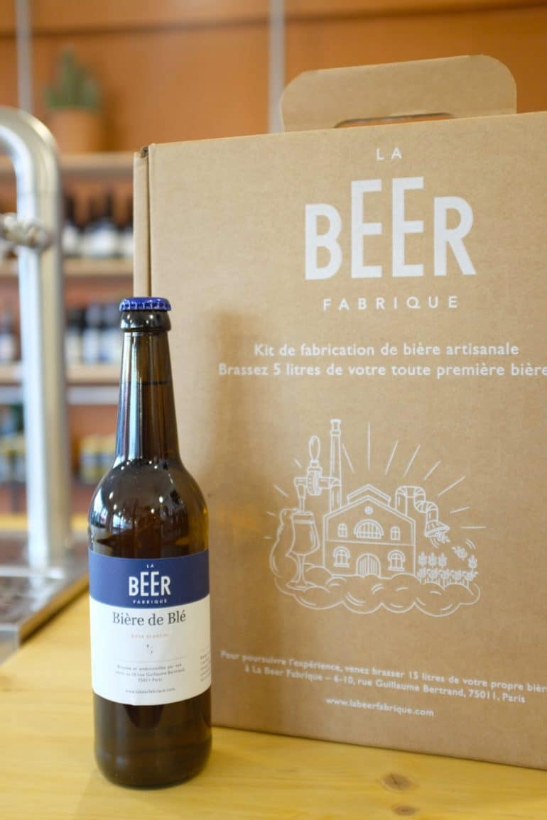Kit de brassage Beer Fabrique