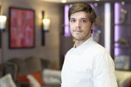 Paolo Bianchi Chef Exécutif des Grandes Alpes