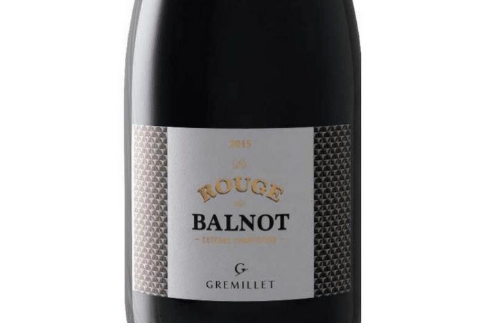 Rouge de Balnot 2015