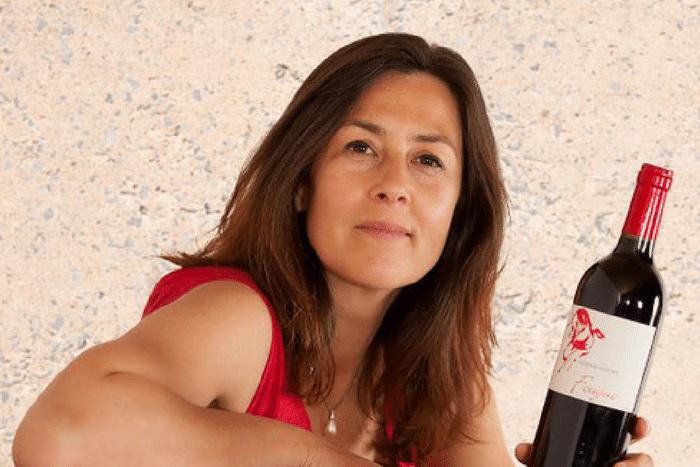 Le vin par les femmes, Château Saincrit