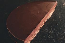 Tarte chocolat de Thierry Breton