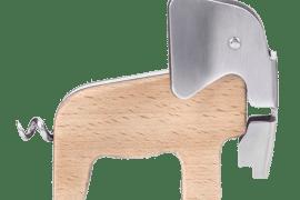 Tire bouchon éléphant