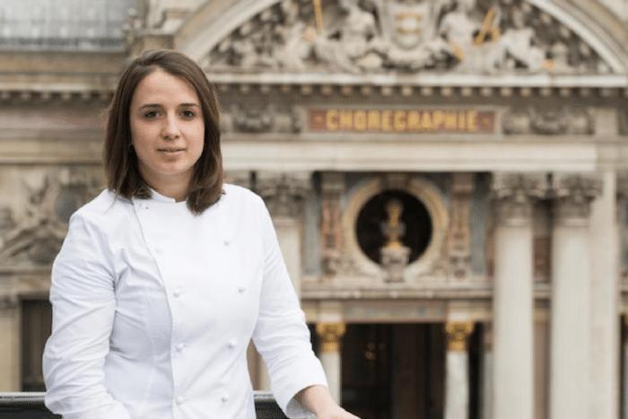 Le Grand Hôtel accueille une nouvelle Chef pâtissière : Sophie de Bernardi