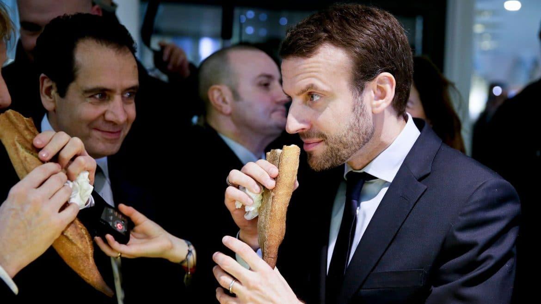 La baguette de la République