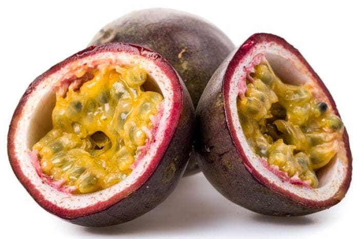 Les fruits exotiques d'hiver