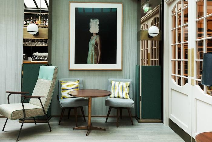 Maison Bréguet Restaurant David Lanher