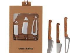 Les couteaux à fromage Nicolas Vahé