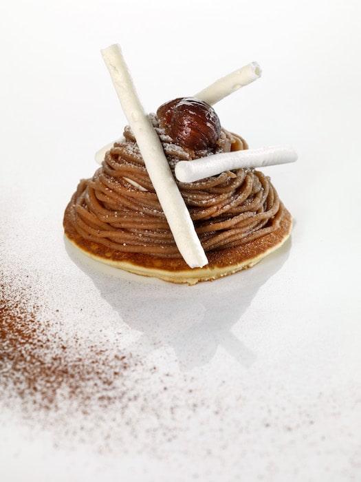 Gourmandise de marron par Laurent Le Daniel