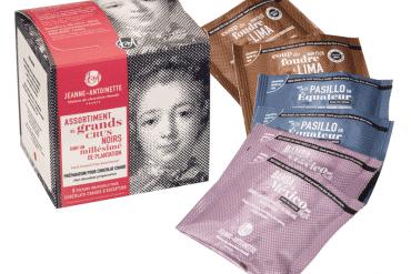 chocolats chauds Jeanne-Antoinette