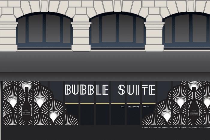 Bubble Suite Collet