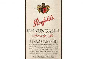 Koonunga Hill Seventy Six 2016