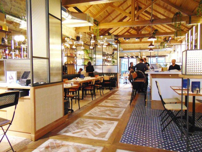 roberta bercy village nouvelle adresse pour la trattoria kiss my chef. Black Bedroom Furniture Sets. Home Design Ideas