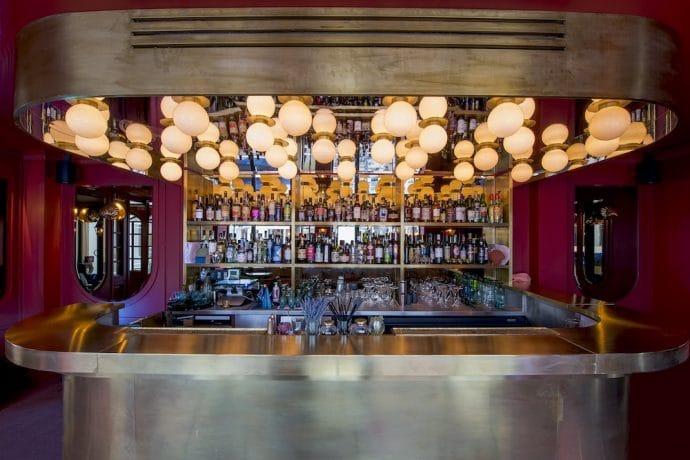 bar The Shell à Grands Boulevards