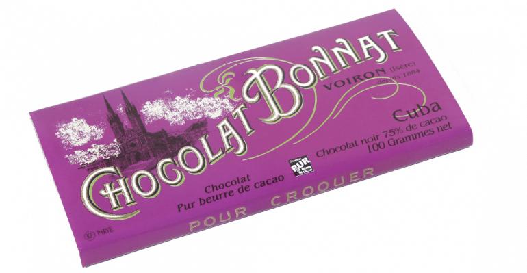 Chocolat Cuba de Maison Bonnat