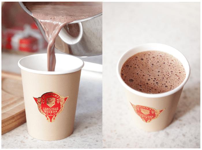 Chocolat chaud Maison Bonnat