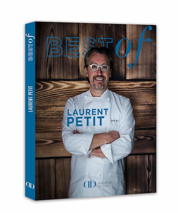Couverture Best Of Laurent Petit