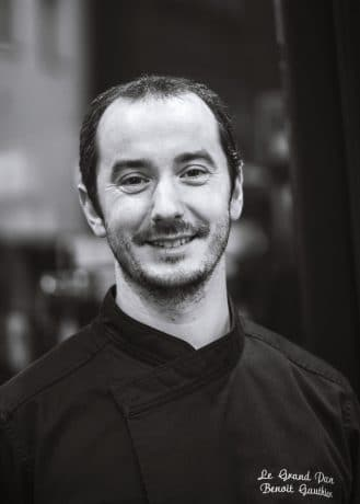 portrait Benoît Gauthier