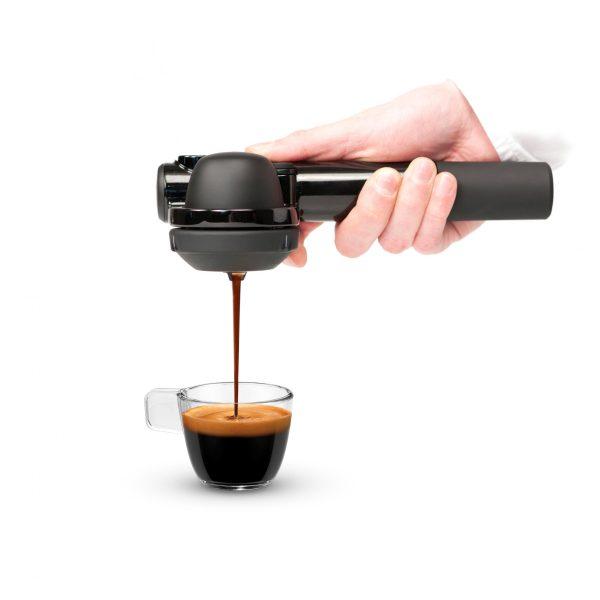 Handpresso, l'expresso compact qui s'emporte partout