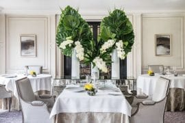 Le menu truffe noire de Christophe Moret