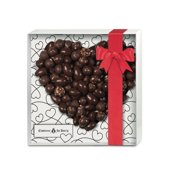 Les chocolats de Saint-Valentin