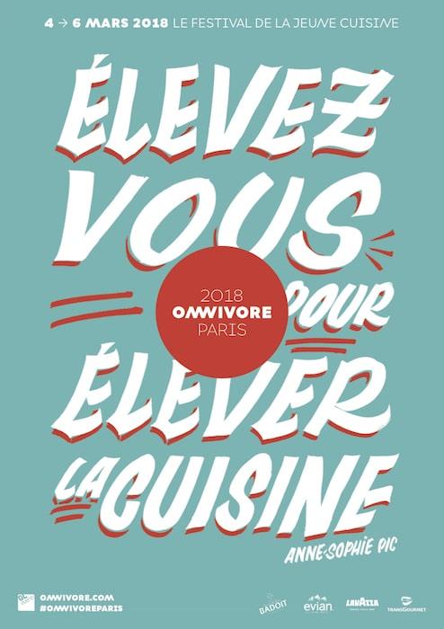 Affiche Omnivore 2018