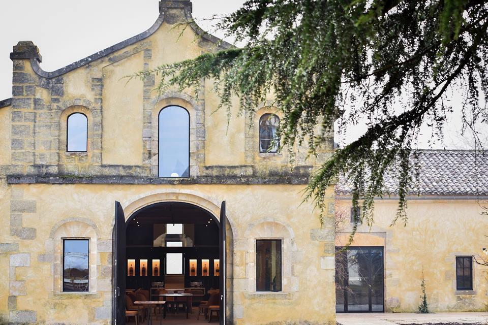 La chapelle de nicolas lascombes au coeur de l 39 appellation sauternes kiss my chef - Restaurant porte de la chapelle ...