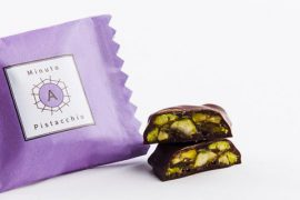 Chocolat Minuto Pistacchio