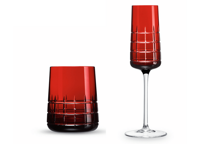 verres Graphik Christofle