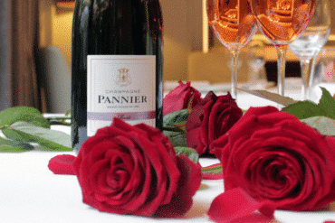 Champagne Pannier Brut Rosé