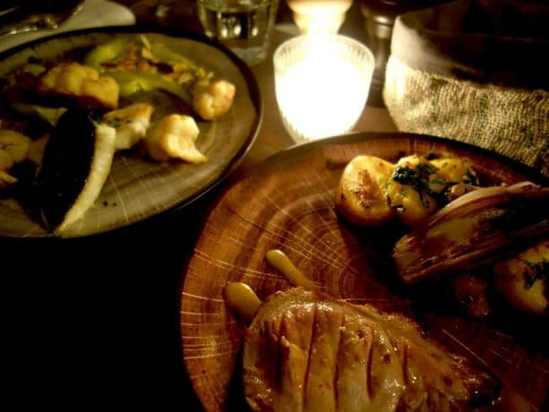 plats poisson et viande la cantine de mémé