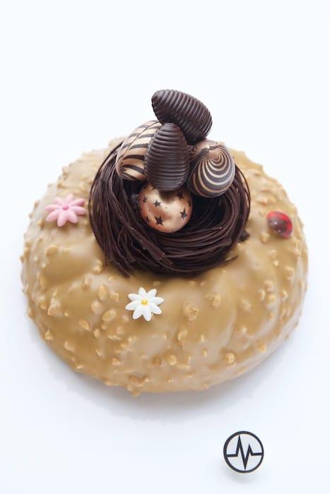 Le Cake de Pâques de Christophe Michalak