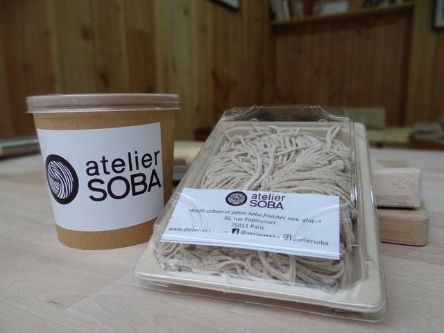 Atelier Soba