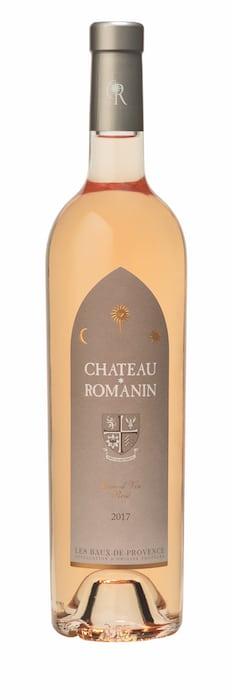 Château Romanin Grand Vin Rosé 2017