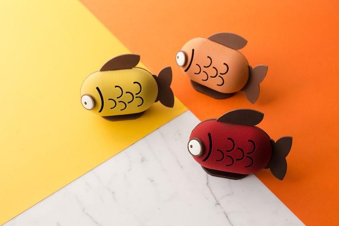 Les Choco-Fish de Cyril Lignac