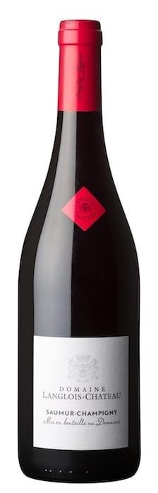 bouteille de Saumur-Champigny 2016