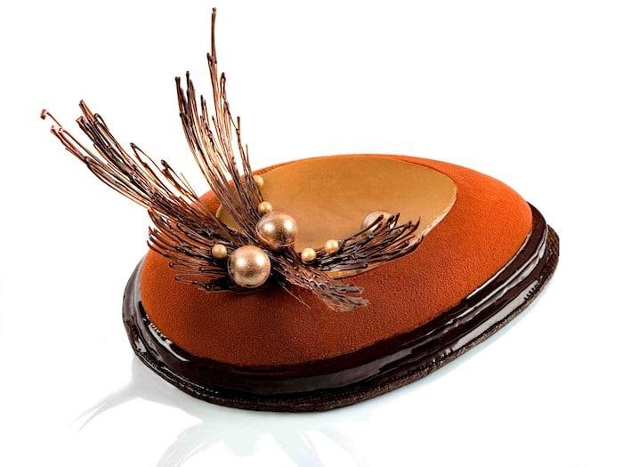 Le Nid chocolat praliné Pouchkine