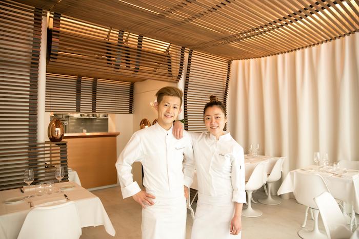 Ryunosuke Naito et Kwen Liew