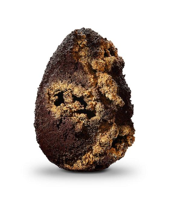 L'œuf volcanique de Julien Alvarez pour Le Bristol