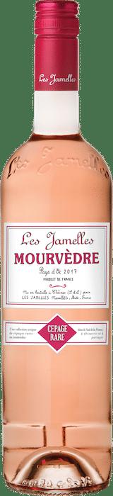Les Jamelles Cépage Rare Mourvèdre Rosé 2017